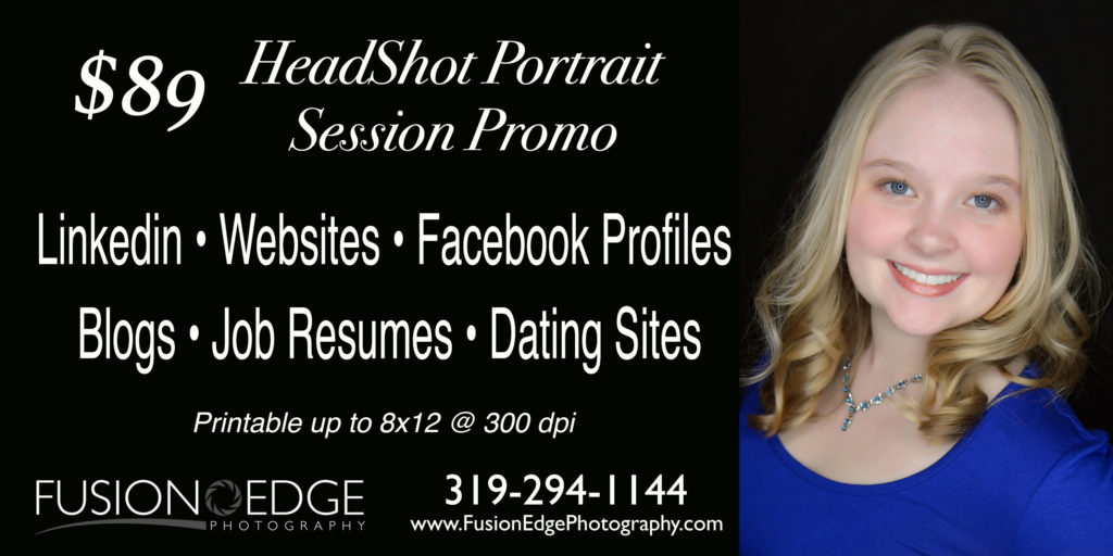 Headshot Portrait Special Business Portrait Special