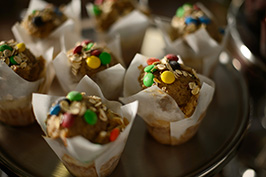 commercial food cupcakes