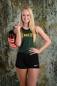 CR Kennedy high school track and field team individual pictures