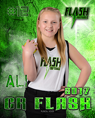 CR Flash softball individual league picture